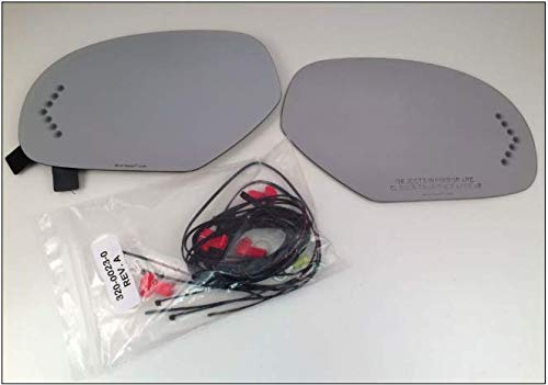 Avalanche, Silverado, Suburban, Tahoe, Sierra, Yukon Turn Signal Mirror Conversion Kit by ()