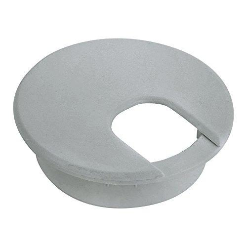 HomeDone Desk Grommet 2-Inch Gray 5-Pack by HomeDone (Image #2)