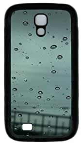 Cool Painting Autumn Rain PC Silicone Case Cover for Samsung Galaxy S4/I9500