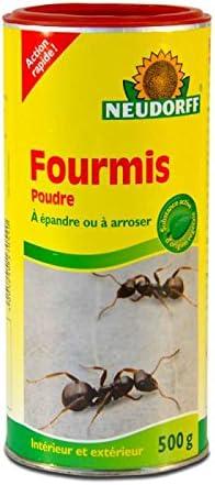 Hormigas NEUDORFF – Anti). Triturador de hormiguero ecológica 500 G: Amazon.es: Jardín