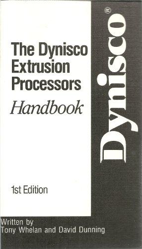 The Dynisco Extrusion Processors Handbook