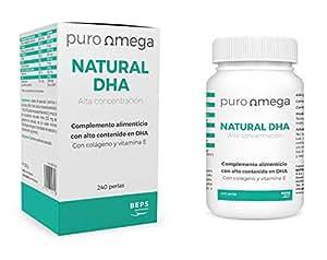 Beps Natural DHA - 240 Perlas