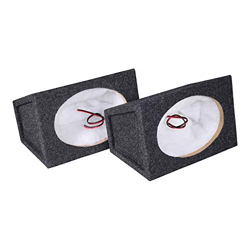 Atrend SC6x9PR – 6X9 Car Speaker Enclosure Pair Carpeted