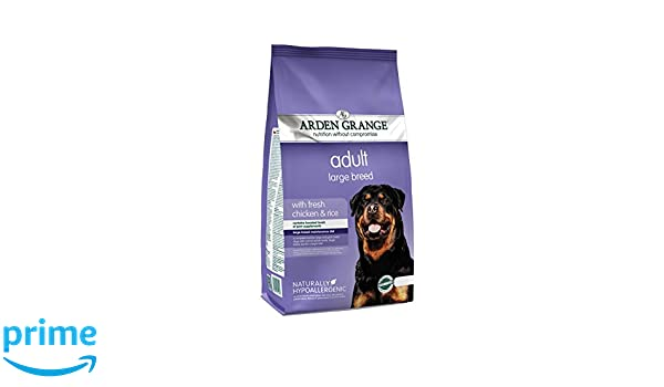 Arden Grange - Comida para perro de raza grande para adulto: Amazon.es: Productos para mascotas