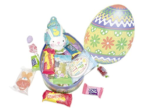 Easter Glitter Shaped Nesting Assorted
