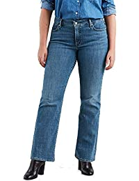 Women's Plus-Size 415 Classic Bootcut Jeans