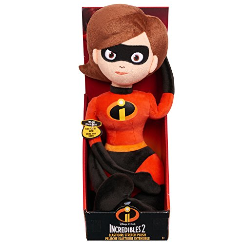 The Incredibles Elastigirl Plush Toy, Red