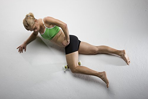 TriggerPoint Self Myofascial Release and Deep Tissue Massage Quadballer Roller