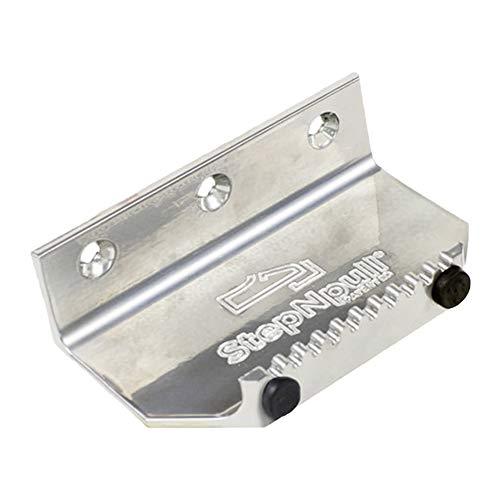 - StepNpull Hands Free Door Opener (Silver-1 Piece)