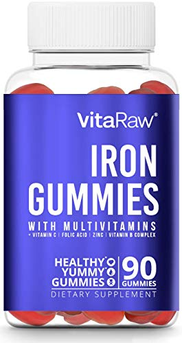 Iron Supplement Gummy Vitamins