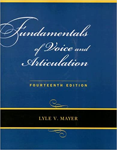 Fundamentals of voice and articulation with cd rom 9780073342986 fundamentals of voice and articulation with cd rom 14th edition fandeluxe Gallery