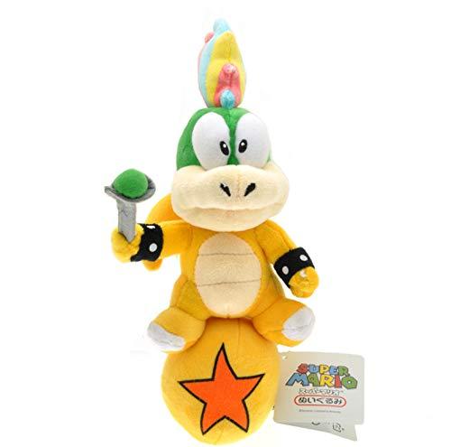 LYH2019 Super Mario Bros Koopa Lemmy Sentado En La Pelota De ...