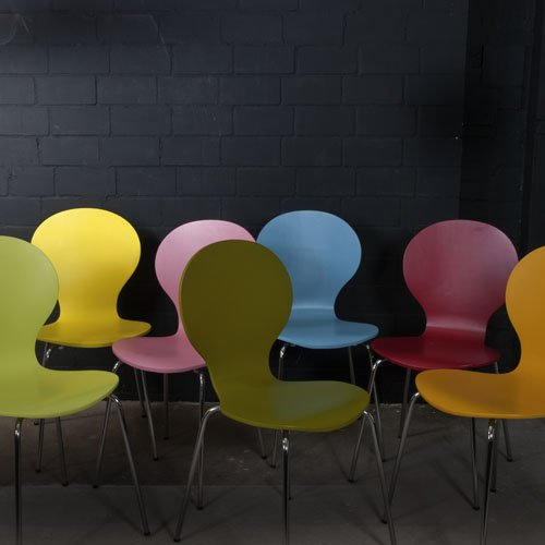 Bunte Holzstühle 8 stück design klassiker stuhl stockholm stapelbar bunt holzstuhl