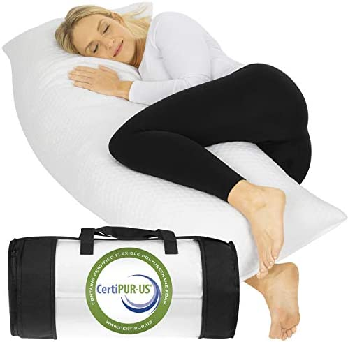 Xtra Comfort Body Pillow Comfortable Hypoallergenic product image