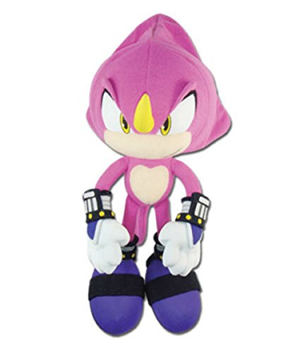 NEW Great Eastern (GE-52634) Sonic the Hedgehog - Espio Chameleon Stuffed Plush from Unbranded