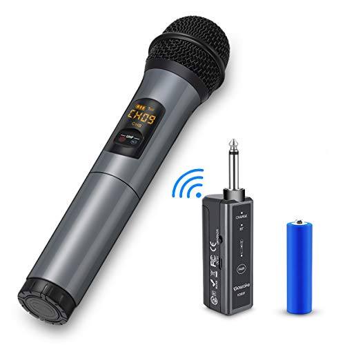 Wireless Microphone 10 Channel