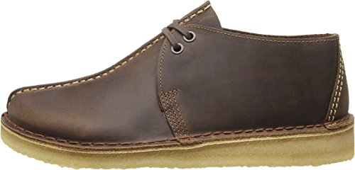 Clarks Originals Men's Desert Trek Oxford,Beeswax ,7 M