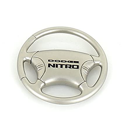 Dodge Nitro Steering Wheel Keychain