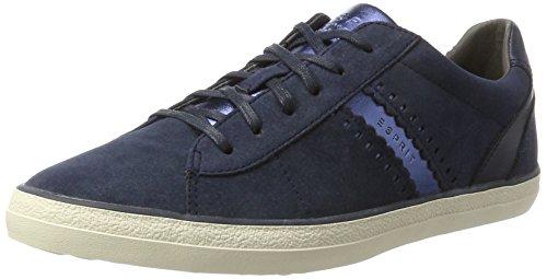 Femme Miana Basses navy Bleu Sneakers Lu Esprit IvqwxF7HF