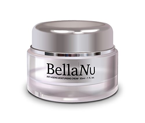 Bella Nu- Day and Night Ultimate Luxury Revitalizing Moisturizer- Age Defying Formula- Designed to Deeply Hydrate- Fill Fine Lines- Minimize the Signs of Aging- Even Complexion ()