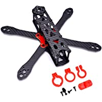 FPV Quadcopter Frame 225 225mm DIY Cross Carbon Fiber Racing Drone Frame kit 4mm Arm for Alien with Power Distribution Board PDB