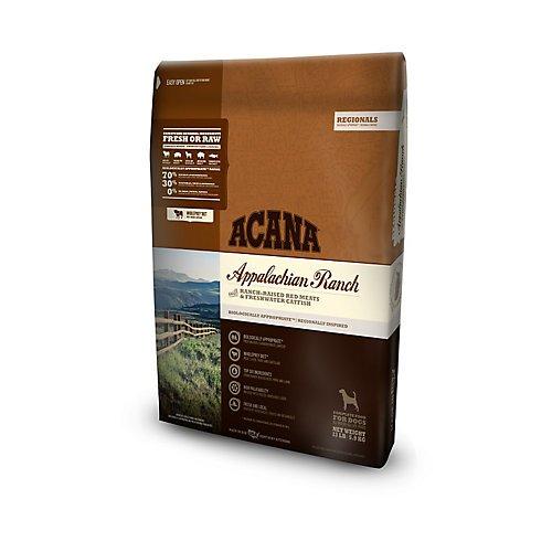 ACANA Regional Appalachian Ranch Dry Dog Food