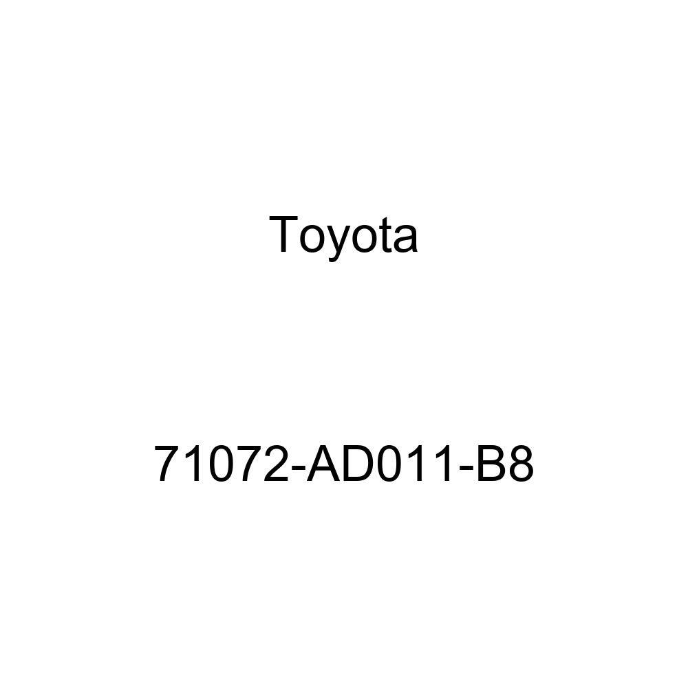 TOYOTA Genuine 71072-AD011-B8 Seat Cushion Cover