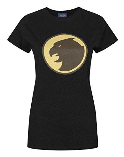 Official Hawkgirl Emblem Women's T-Shirt (Hawkgirl T Shirt)