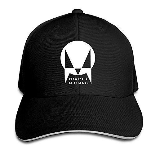 Skrillex OWSLA Designs Adjustable Unisex Hats Snapback Hat Sanwich Bill Caps 60117576e99
