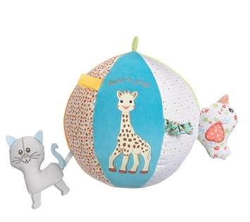 VULLI Pelota de desarrollo sensorial La jirafa Sophie: Amazon.es ...