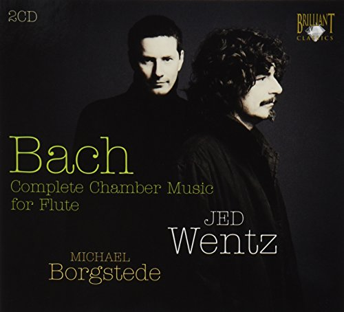 Bach: Complete Chamber Music For Flute Bach Chamber Music