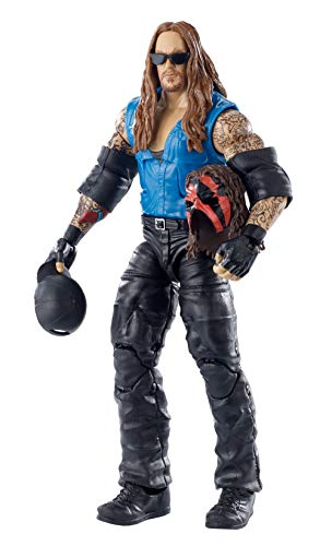 Mattel WWE Undertaker Elite Collection Action Figure for sale  Delivered anywhere in USA