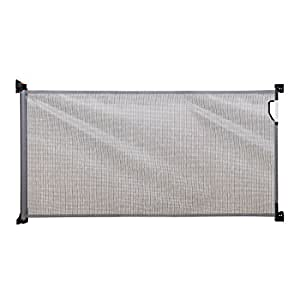 Dreambaby Retractable Gate, Grey