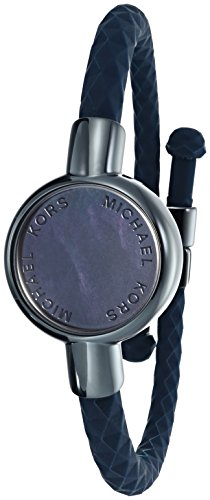 Michael Kors Access Activity Tracker Crosby Silicone Blue - Mother's Day Kors Michael