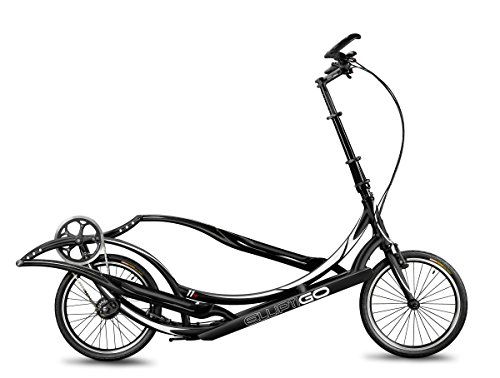 ElliptiGO 11R - The World's First Outdoor Elliptical Bike (Black)