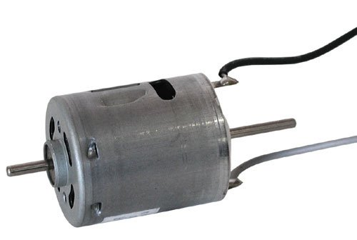 Mabuchi RS-365SH Dual-Shaft Hobby Motor