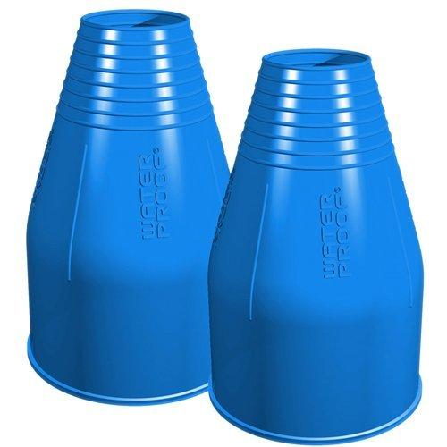 Waterproof Silicone Wrist Seal, Blue by Waterproof