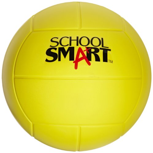 School Smart Coated Foam Volleyball 7.5 inch 190mm