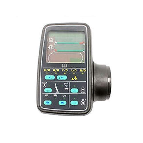 (Monitor LCD Display Panel 7834-70-6101 for Komatsu Excavator PC210LC-6 PC220LC-6 PC23LC0-6)