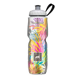 Polar Bottle Insulated Water Bottle (24-Ounce) (Starburst)