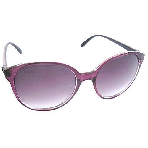Steelfish Lunettes de soleil Sofia en violet SF8 Violet Gradient