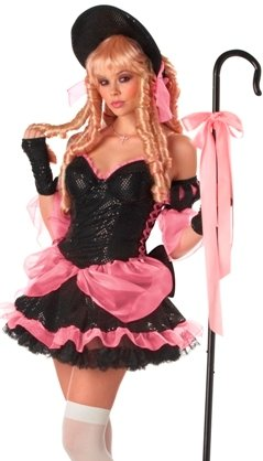 Little Bo Peep Costume (Women's Adult Medium -