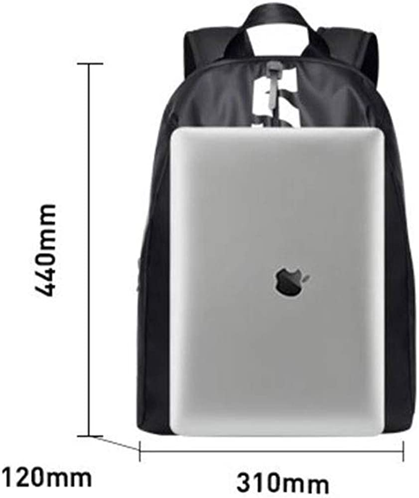 BWYLG Leather Padded Shoulder Bag Mens Trendy Casual Computer Bag 14-inch Large Capacity Simple Fashion Water-proof Travel Bag Black