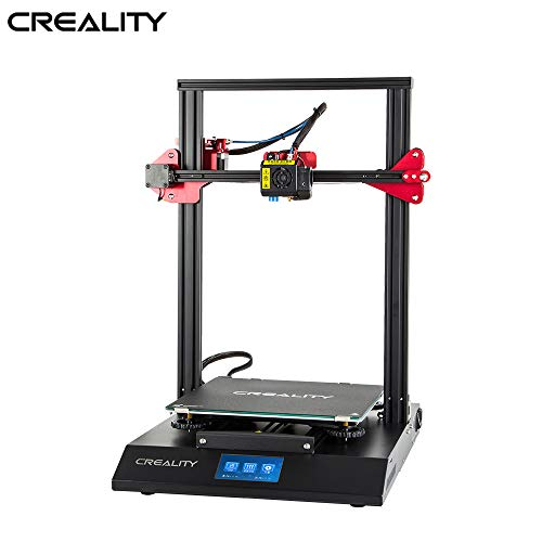 Creality 3D Printer CR-10S Pro 300mmx300mmx400mm with Upgraded Auto-Level, Colorful Touch Screen,...