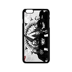 VOV In Flames Music Bands Phone Case for Iphone 6