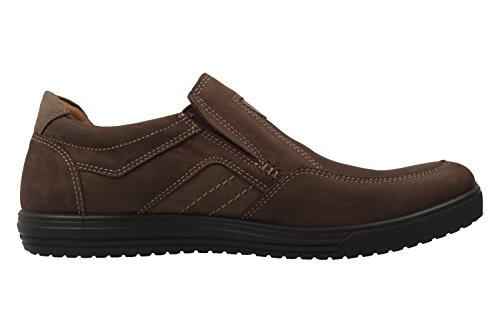 Zapatos marrones formales Jomos para hombre MjvP2Ws4h0