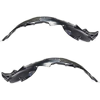 15-19 Yukon XL Front Splash Shield Inner Fender Liner Panel Left Right SET PAIR