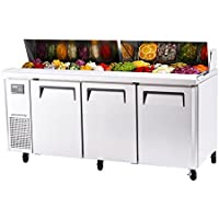 Turbo Air (JST-72) - 71 Sandwich/Salad Prep Table - J Series