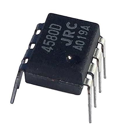 Circuito Integrado : Diypedalgearparts jrc d circuito integrado amazon