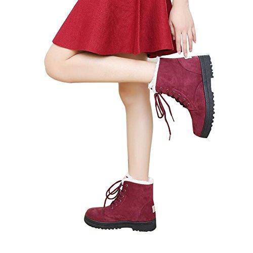 Gloria JR Women's Boots Red 4p0zIc
